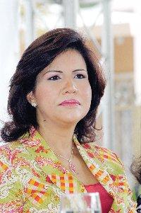 Margarita Cedeño de Fernández, Primera Dama de República Dominicana