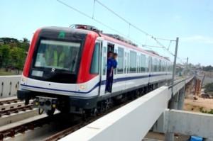 Madrid ayud a construir la primera l nea de metro de Metro santo domingo madrid